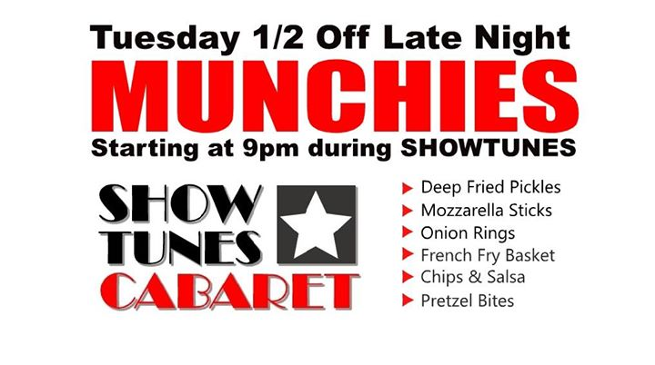 Chef Howies Late Night Tuesday Munchies in Wilton Manors le Tue, November 26, 2019 from 09:00 pm to 11:00 pm (After-Work Gay)