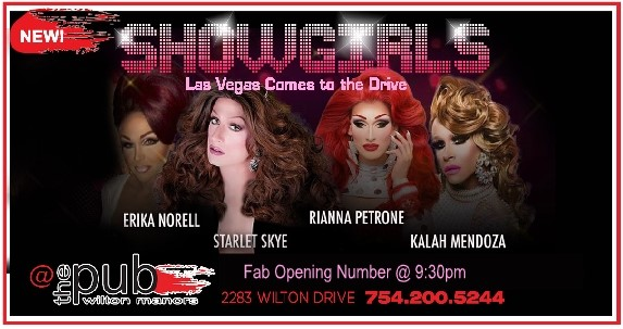 Showgirls at thePUB em Wilton Manors le dom, 14 julho 2019 21:30-23:30 (After-Work Gay)