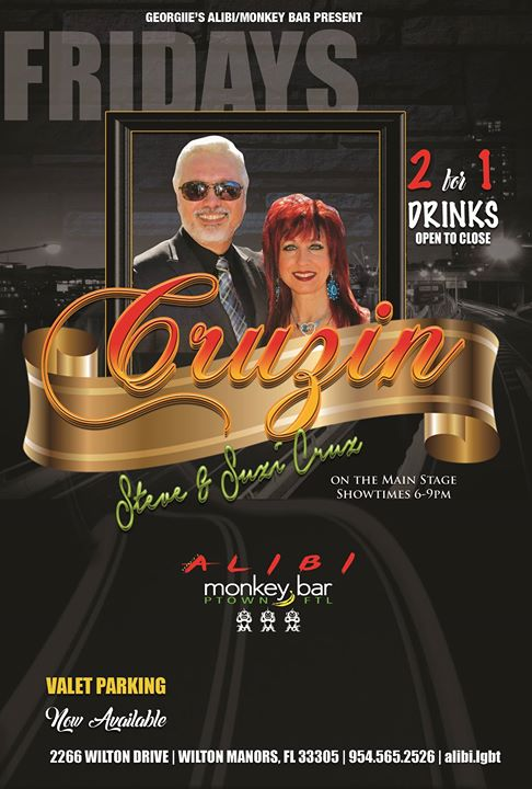 Cruizin' Fridays en Wilton Manors le vie 24 de enero de 2020 18:00-21:00 (After-Work Gay)