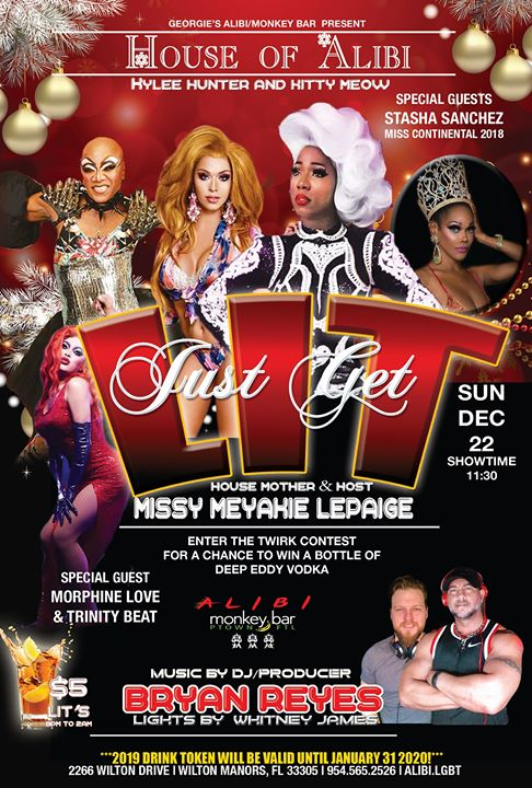 Get LIT Sundays at The Alibi! in Wilton Manors le Sun, December 22, 2019 from 11:30 pm to 02:00 am (Clubbing Gay)