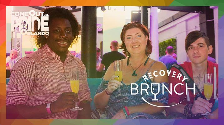Pride Recovery Sunday & Brunch à Orlando le dim. 13 octobre 2019 de 10h00 à 22h00 (Brunch Gay)