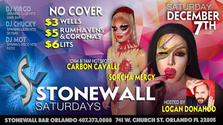 Free-On Saturdays! a Orlando le sab  7 dicembre 2019 21:00-02:00 (Clubbing Gay)
