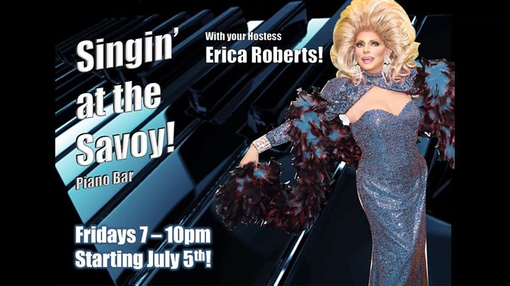 Singin' at the Savoy! à Orlando le ven. 16 août 2019 de 19h00 à 22h00 (After-Work Gay, Lesbienne)