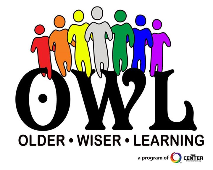 OrlandoOWL Weekly Social2019年12月25日,12:00(男同性恋, 女同性恋 见面会/辩论)