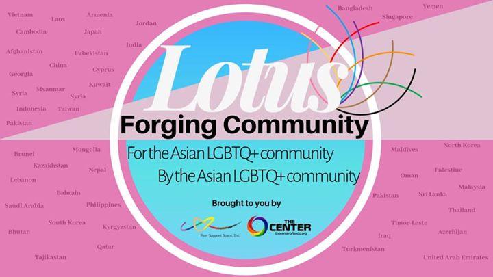 Lotus en Orlando le vie  8 de noviembre de 2019 18:30-20:00 (Reuniones / Debates Gay, Lesbiana)