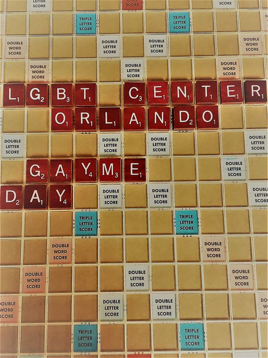 GAYME DAY in Orlando le Sun, November 10, 2019 from 01:00 pm to 04:00 pm (Meetings / Discussions Gay, Lesbian)