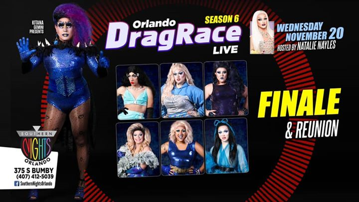 #ODRL ReUnion / Finale / Crowing Event em Orlando le qua, 20 novembro 2019 às 21:30 (Clubbing Gay, Lesbica)