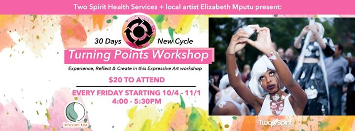 Turning Points Workshop in Orlando le Fri, October  4, 2019 at 04:00 pm (Workshop Gay, Lesbian, Trans, Bi)