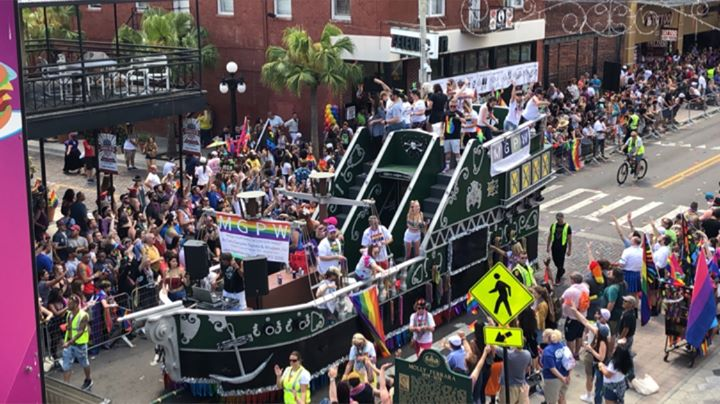 Official 2020 Tampa Pride Diversity Parade in Tampa le Sa 28. März, 2020 16.00 Uhr (Festival Gay, Lesbierin, Transsexuell, Bi)
