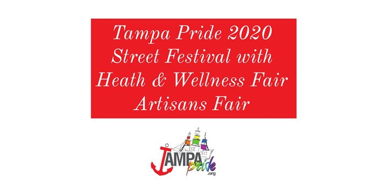 Official 2020 Tampa Pride Street Festival in Tampa le Sa 28. März, 2020 10.45 bis 23.30 (Festival Gay, Lesbierin, Transsexuell, Bi)