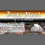 Tampa Bay Bears Monthly Meeting & T-Dance in St. Petersburg le Sun, March  4, 2018 from 04:00 pm to 06:00 pm (Tea Dance Gay, Bear)