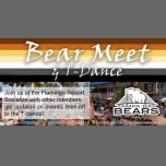 Tampa Bay Bears Monthly Meeting & T-Dance in St. Petersburg from April  8 til December  9, 2018 (Tea Dance Gay, Bear)