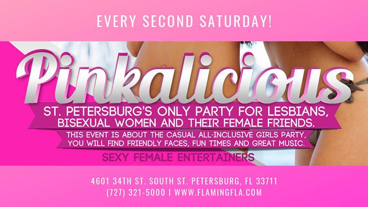 Pinkalicious in St. Petersburg le Sat, July 13, 2019 from 12:00 pm to 11:30 pm (Clubbing Gay)