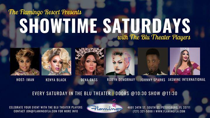 Showtime Saturdays in St. Petersburg le Sa  5. Oktober, 2019 23.30 bis 00.30 (Clubbing Gay)