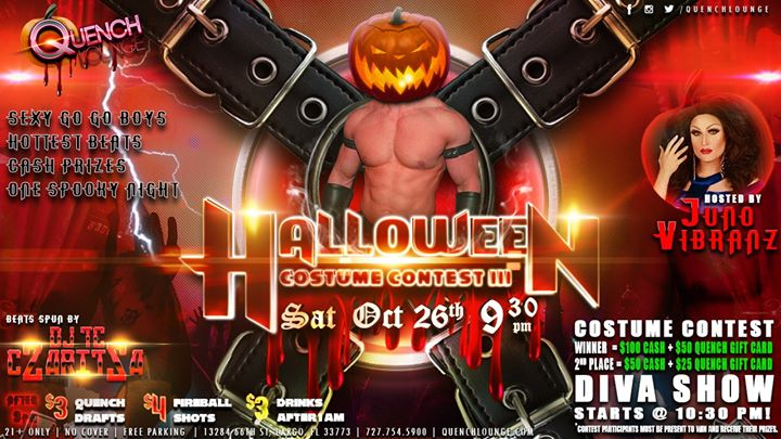Diva Show and Costume Contest with Juno Vibranz en Largo le sáb 26 de octubre de 2019 21:30-03:00 (Clubbing Gay)