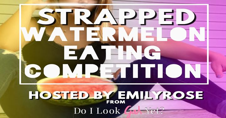 Strapped - Watermelon Eating Competition en Boston le sáb  9 de noviembre de 2019 22:00-02:00 (Clubbing Gay)