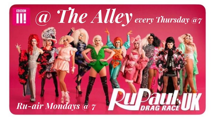 UK RuPaul Drag Race en Boston le lun 21 de octubre de 2019 19:00-20:00 (After-Work Gay)