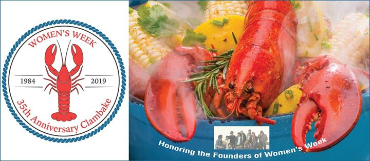 Women's Week 35th Anniversary Clambake! em Provincetown le qua, 16 outubro 2019 17:30-19:30 (After-Work Gay, Lesbica)