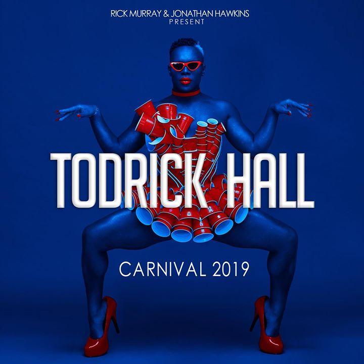 Todrick Hall à Provincetown le sam. 17 août 2019 de 20h00 à 22h00 (After-Work Gay)