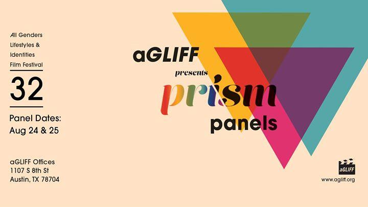 AustinAgliff Panels2019年 3月24日,15:00(男同性恋, 女同性恋, 变性, 双性恋 电影)