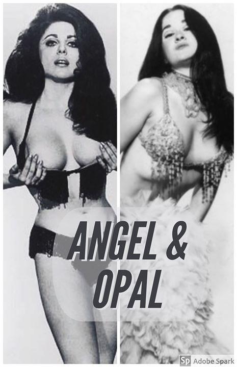 "AustinAgliff32 - ""Angel & Opal"" - Texas Premiere2019年10月24日,10:00(男同性恋, 女同性恋, 变性, 双性恋 电影)"