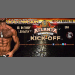 Bear Invasion Atlanta Bear Pride 2019 Kick Off à Atlanta le ven. 19 avril 2019 de 21h00 à 03h00 (Clubbing Gay, Bear)