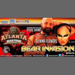 Bear Invasion Atlanta Bear Pride DJ Nina Flowers and Atlas Grant in Atlanta le Fri, April 20, 2018 from 09:00 pm to 03:00 am (Clubbing Gay, Bear)