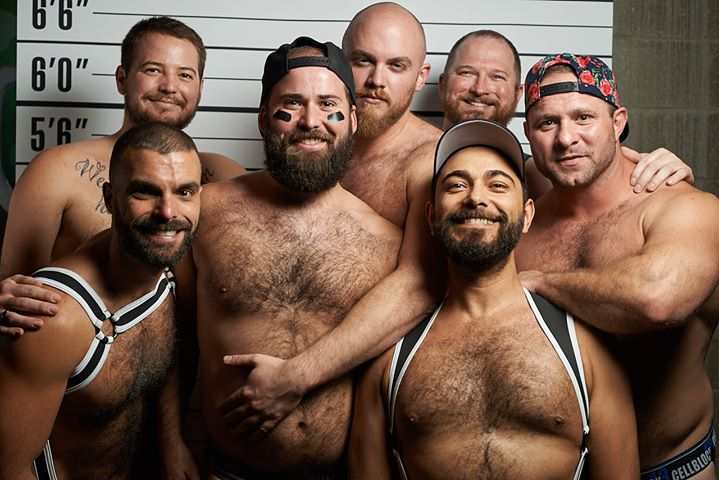 2019 Cellblock13 Underwear Show en Dallas le vie 12 de julio de 2019 19:00-22:00 (After-Work Gay)