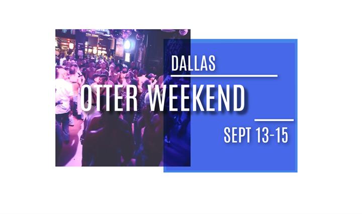 Otter Art/Gear/Clothing Exhibition à Dallas le sam. 14 septembre 2019 de 20h00 à 02h00 (Clubbing Gay)