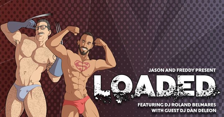 Loaded : Superhero Edition à Dallas le sam. 23 novembre 2019 de 22h00 à 02h00 (Clubbing Gay)