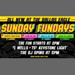 Sunday Funday at the Dallas Eagle à Dallas le dim.  9 décembre 2018 de 14h00 à 17h00 (After-Work Gay)