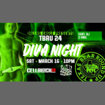 Diva Night - TBRU 24 Edition in Dallas le Sa 16. März, 2019 22.00 bis 02.00 (Clubbing Gay)