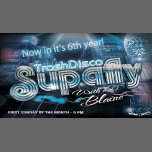 Supafly Trash Disco with DJ Blaine à Dallas le dim.  4 novembre 2018 de 17h00 à 21h00 (After-Work Gay)