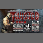 Twisted Bear, Dallas Eagle 24th Anniversary in Dallas le Sa 27. April, 2019 22.00 bis 02.00 (Clubbing Gay)