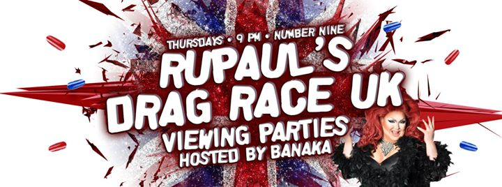 Rupaul's Drag Race UK Viewing Party w/ Ba'Naka + Jack Rayburn in Washington D.C. le Thu, December  5, 2019 from 09:00 pm to 12:00 am (After-Work Gay)