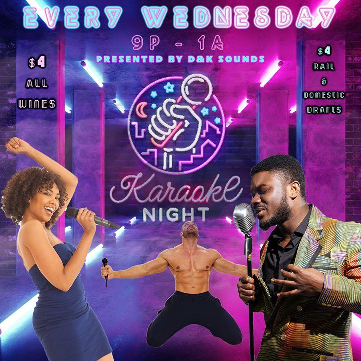 Karaoke at DC Eagle à Washington D.C. le mer. 31 juillet 2019 de 21h00 à 01h00 (Clubbing Gay)