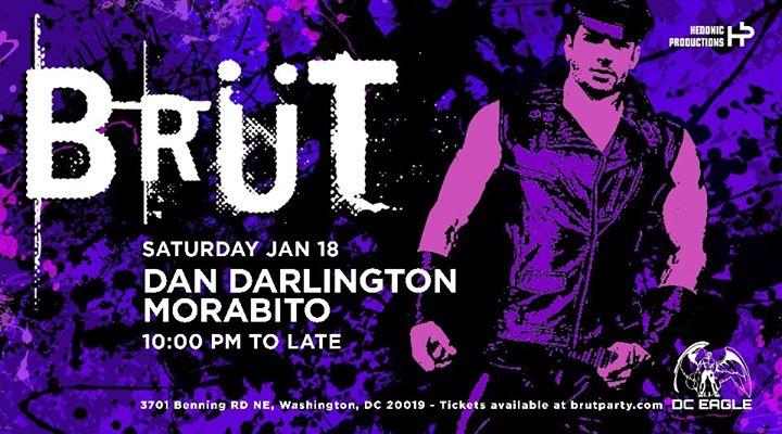 Brüt MAL Weekend Washington DC en Washington D.C. le sáb 18 de enero de 2020 22:00-06:00 (Clubbing Gay)