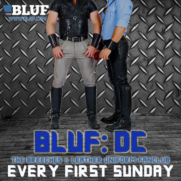 Every 1st Sunday - BLUF: DC à Washington D.C. le dim.  5 mai 2019 de 16h00 à 22h00 (Clubbing Gay)