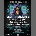 The Circle of Light & Savage Sound Presents Levitation Jones & Parroti in Washington D.C. le Fri, February 23, 2018 from 09:00 pm to 05:00 am (Clubbing Gay)