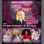 Exile Fridays Featuring The DC Eagle's Birds of Prey à Washington D.C. le ven.  2 novembre 2018 de 22h00 à 04h00 (Clubbing Gay)