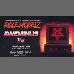 Role Modelz Ft. Aweminus and Fenx in Washington D.C. le Fri, January 19, 2018 from 10:00 pm to 04:00 am (Clubbing Gay)