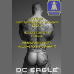 Highwaymen Hot Jock Night in Washington D.C. from February  8 til December 14, 2018 (Clubbing Gay)