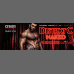 Distrkt C Naked with Shane Stiel à Washington D.C. le sam. 12 janvier 2019 de 22h00 à 06h00 (Sexe Gay)