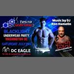 Testostérone™ Black Light Underwear Party - D.C. à Washington D.C. le sam. 29 juillet 2017 de 22h00 à 03h00 (Clubbing Gay)
