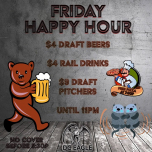 WOOF! Happy Hour & Porn Star Bingo - Every Friday in Washington D.C. le Fri, April  5, 2019 from 05:00 pm to 11:00 pm (After-Work Gay)