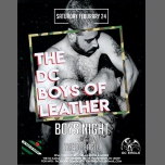 DC Boys of Leather Club Bar Night in Washington D.C. from February 24 til December 30, 2018 (Clubbing Gay)