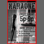 Karaoke Sunday en Washington D.C. le dom 19 de mayo de 2019 17:00-21:00 (After-Work Gay)