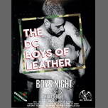 DC boys of Leather Club Bar Night in Washington D.C. le Sat, December 29, 2018 from 09:00 pm to 03:00 am (Clubbing Gay)