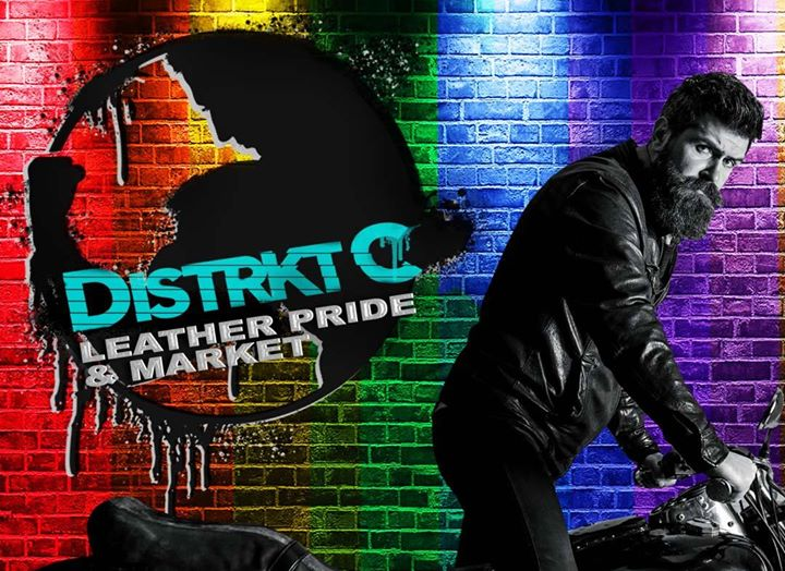 Distrkt C - Leather Pride with Oscar and Edgar Velazquez à Washington D.C. le sam. 11 mai 2019 de 22h00 à 04h00 (Clubbing Gay)