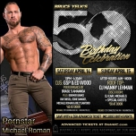 Distrkt C 50: Ed Wood & GSP in Washington D.C. le Sat, April 14, 2018 from 10:00 pm to 12:00 pm (Clubbing Gay)